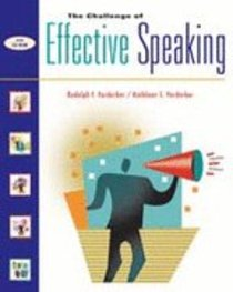 Challenge of Effective Public Speaking (12th Edition)