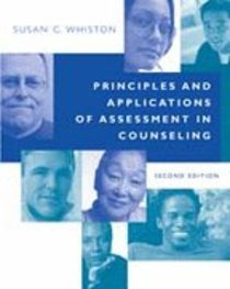Principles and Applications of Assessment in Counseling (2nd Edition)