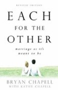 Each For the Other: Marriage as Its Meant to Be