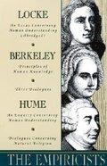 Locke John George Berkeley & Hume Paperback