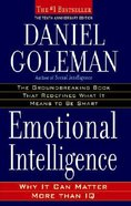 Emotional Intelligence (2005) Paperback