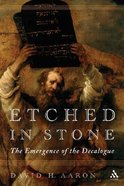 Etched in Stone Paperback