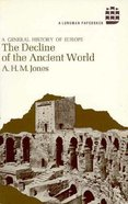 Decline of the Ancient World Paperback