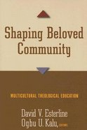 Shaping Beloved Community Paperback