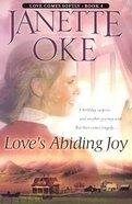 Love's Abiding Joy (#04 in Love Comes Softly Series) Paperback