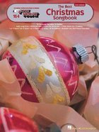 Best Christmas Songbook #164 (Music Book) Paperback
