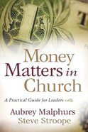 Money Matters in Church Paperback