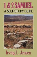 Self Study Guide 1&2 Samuel (Self-study Guide Series)