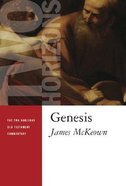 Genesis (Two Horizons Old Testament Commentary Series) Paperback