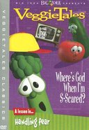 Veggie Tales #01: Where's God When I'm Scared? (#01 in Veggie Tales Visual Series (Veggietales))