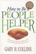 How to Be a People Helper Paperback