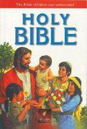 NLT Holy Bible Childrens Edition Red Hardback