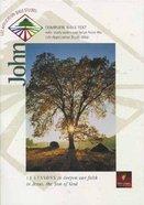 Labs NLT John (Life Application Bible Study Series) Paperback