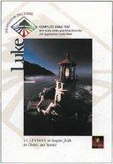 Labs NLT Luke (Life Application Bible Study Series) Paperback