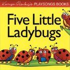 Five Little Ladybugs (Playsongs Series) Paperback