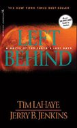 Left Behind (#01 in Left Behind Series) Mass Market
