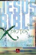 NLT Jesus Bible Hardback