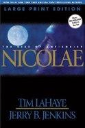 Nicolae (Large Print) (#03 in Left Behind Series) Paperback