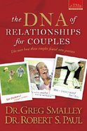 The DNA of Relationships For Couples Paperback
