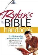 Ryken's Bible Handbook Hardback