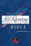 NLT Life Recovery Personal Size Paperback