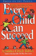 Every Child Can Succeed Paperback