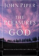 The Pleasures of God (And Expanded)
