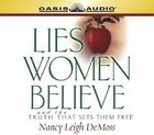 Lies Women Believe CD