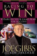 Racing to Win (Bible Study) Paperback