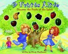 9 Fruits Alive (Godcounts Series) Board Book