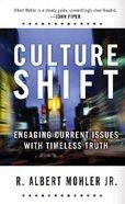 Critical Concern: Cultural Shift Hardback