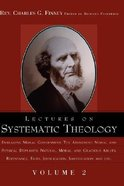 Lectures on Systematic Theology #02 (#02 in Lectures On Systematic Theology Series) Hardback
