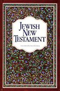 Jewish New Testament Hardback