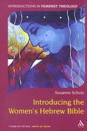 Introducing the Women's Hebrew Bible Paperback