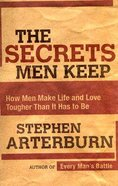 The Secrets Men Keep Paperback
