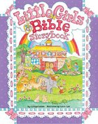 Little Girls Bible Storybook Hardback