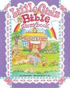 Little Girls Bible Storybook Hardback