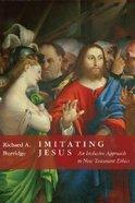 Imitating Jesus Hardback