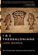 1&2 Thessalonians (Tyndale New Testament Commentary Series) Paperback