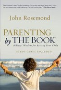 Parenting By the Book Hardback