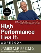 High Performance Health (Workbook And Dvd) Paperback