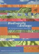 Biodiversity & Ecology Paperback