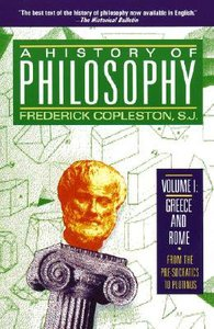History of Philosophy (Vol 1)