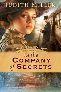 In the Company of Secrets (Large Print) (#01 in Postcards From Pullman Series)