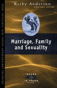 Marriage, Family & Sexuality