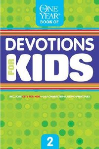 The One Year Devotions For Kids (Vol 2)