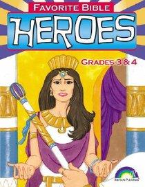 Favorite Bible Heroes: Grades 3&4 (2004)