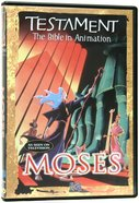 Testament: Moses DVD