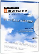 Integrity's Iworship No Boundaries Musicbook