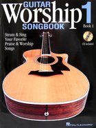 Guitar Worship Songbook: Book 1 Paperback
